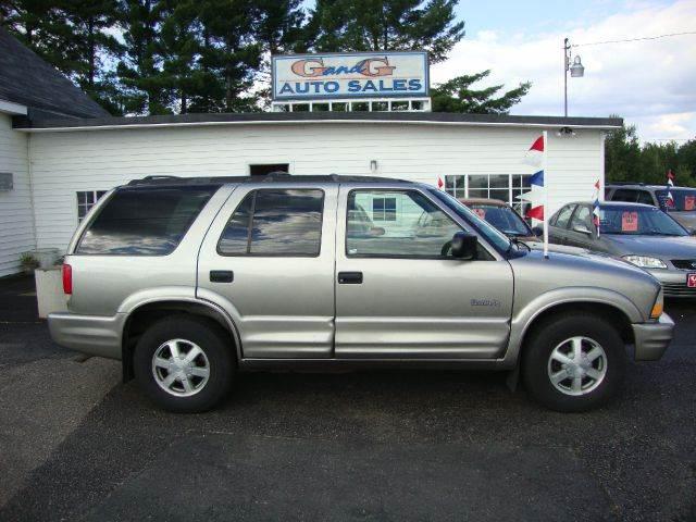 Oldsmobile Bravada 1999 1999 Oldsmobile Bravada Base