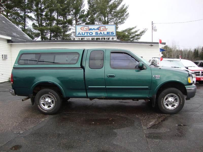 1999 ford f 150 xlt 4dr 4wd extended cab sb in merrill wi. Black Bedroom Furniture Sets. Home Design Ideas