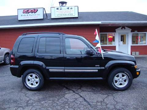 2006 Jeep Liberty for sale in Merrill, WI