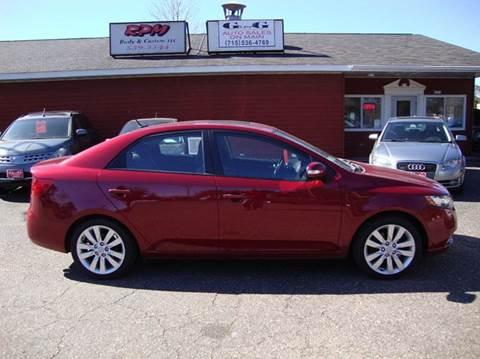 2010 Kia Forte for sale in Merrill, WI