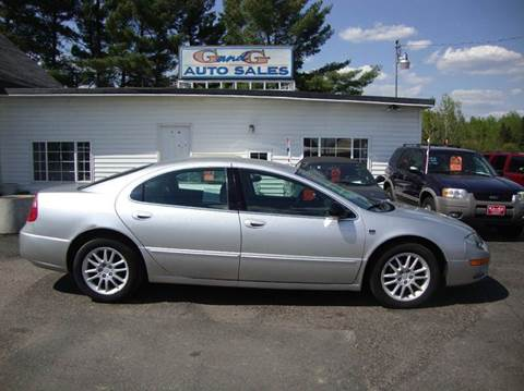 2003 Chrysler 300M for sale in Merrill, WI