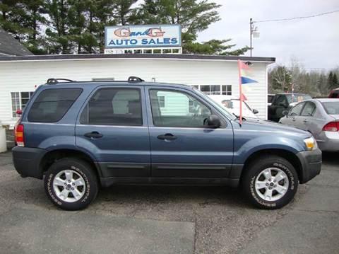 2006 Ford Escape for sale in Merrill, WI