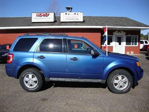 2009 Ford Escape for sale in Merrill, WI