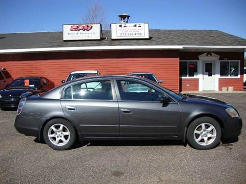 2006 Nissan Altima for sale in Merrill, WI