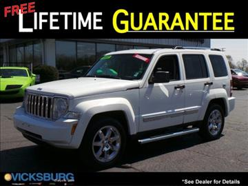 2008 Jeep Liberty for sale in Vicksburg, MI