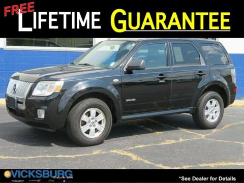 2008 Mercury Mariner for sale in Vicksburg, MI