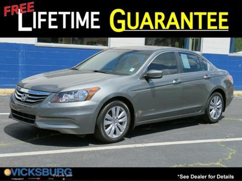 2011 Honda Accord for sale in Vicksburg, MI