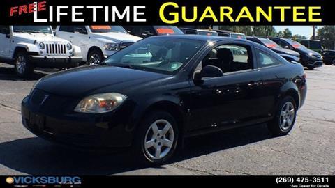 2009 Pontiac G5 for sale in Vicksburg, MI