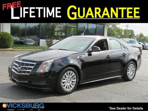 2011 Cadillac CTS for sale in Vicksburg, MI