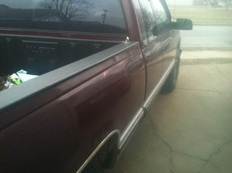 1995 Chevrolet C/K 1500 Series 2dr K1500 Cheyenne 4WD Extended Cab SB - Owensboro KY