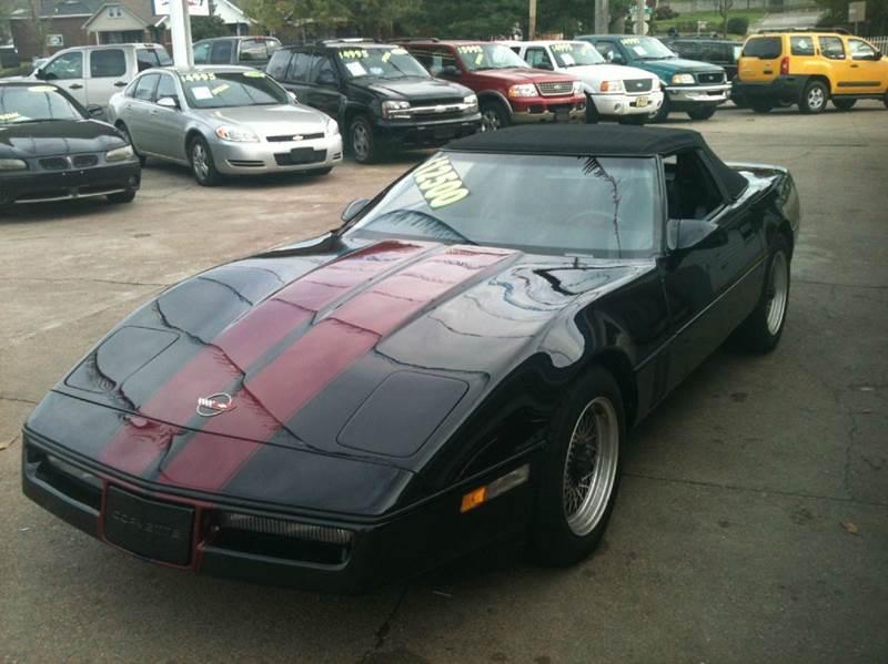 1987 Chevrolet Corvette 2dr Convertible - Owensboro KY