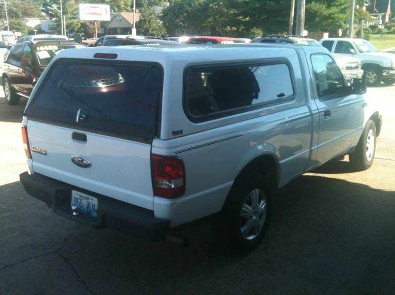 2006 Ford Ranger XL 2dr Regular Cab LB - Owensboro KY
