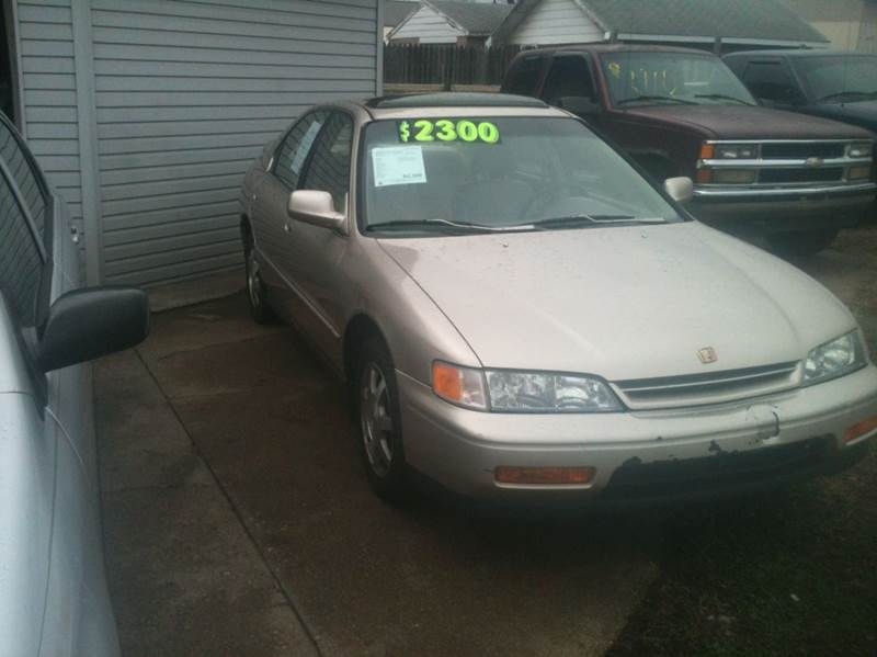 1994 Honda Accord EX 4dr Sedan - Owensboro KY