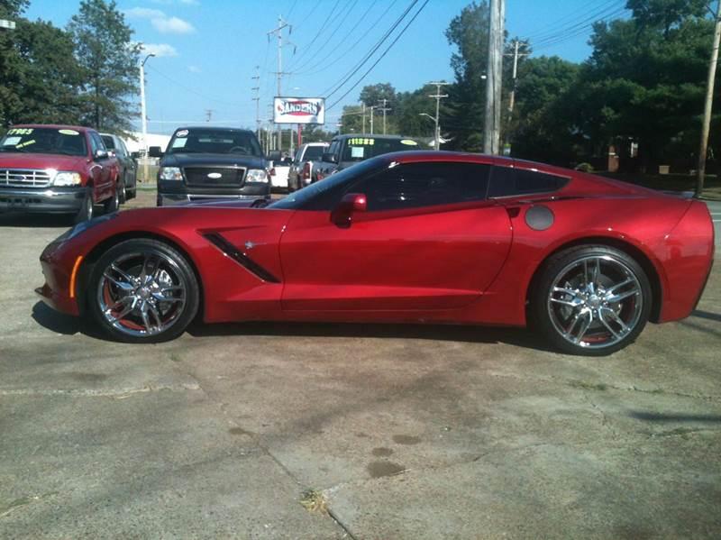 2014 Chevrolet Corvette 2dr Coupe w/1LT - Owensboro KY