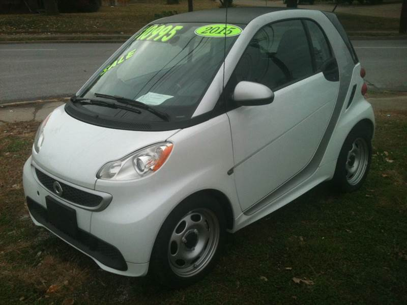 2015 Smart fortwo pure 2dr Hatchback - Owensboro KY