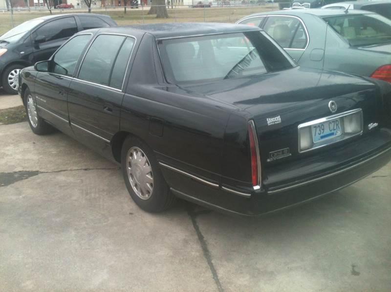 1999 Cadillac DeVille Concours 4dr Sedan - Owensboro KY