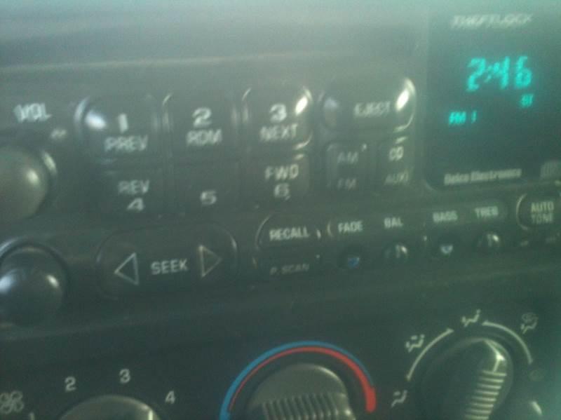 2000 Chevrolet Silverado 1500 3dr LS Extended Cab SB - Owensboro KY
