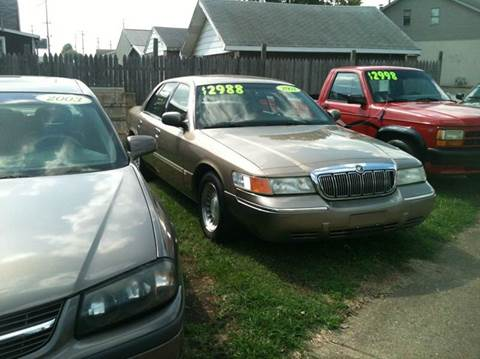 2002 Mercury Grand Marquis for sale in Owensboro, KY