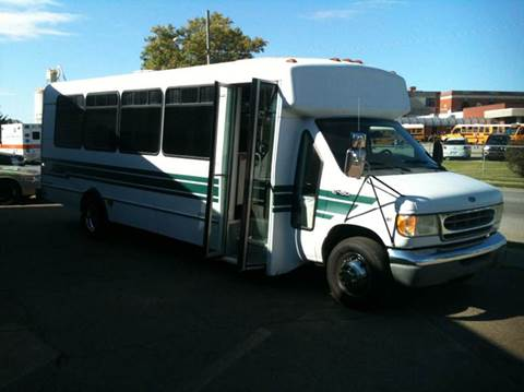 2001 Ford E-450 CHURCH BUS for sale in Owensboro, KY