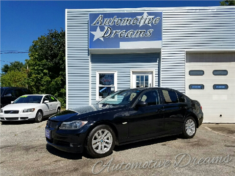 2007 BMW 3 Series for sale in Auburn, ME