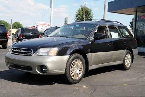 2001 Subaru Outback for sale in Grand Rapids, MI