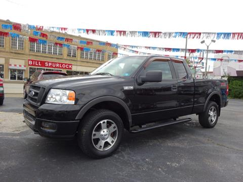 2005 Ford F-150 for sale in Huntington, WV