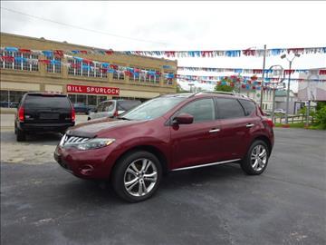 2010 Nissan Murano for sale in Huntington, WV