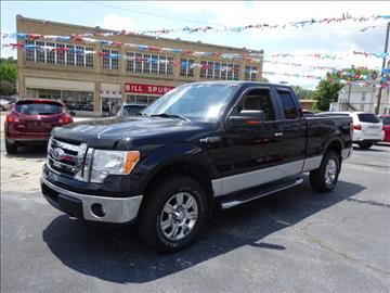 2009 Ford F-150 for sale in Huntington, WV