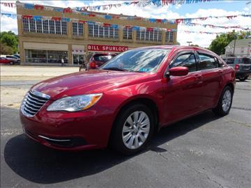 2013 Chrysler 200 for sale in Huntington, WV