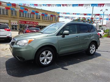 2014 Subaru Forester for sale in Huntington, WV