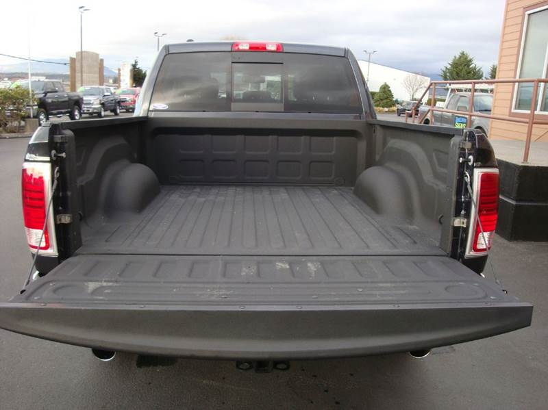 2013 RAM Ram Pickup 1500 Laramie 4x4 4dr Crew Cab 5.5 ft. SB Pickup - Burlington WA