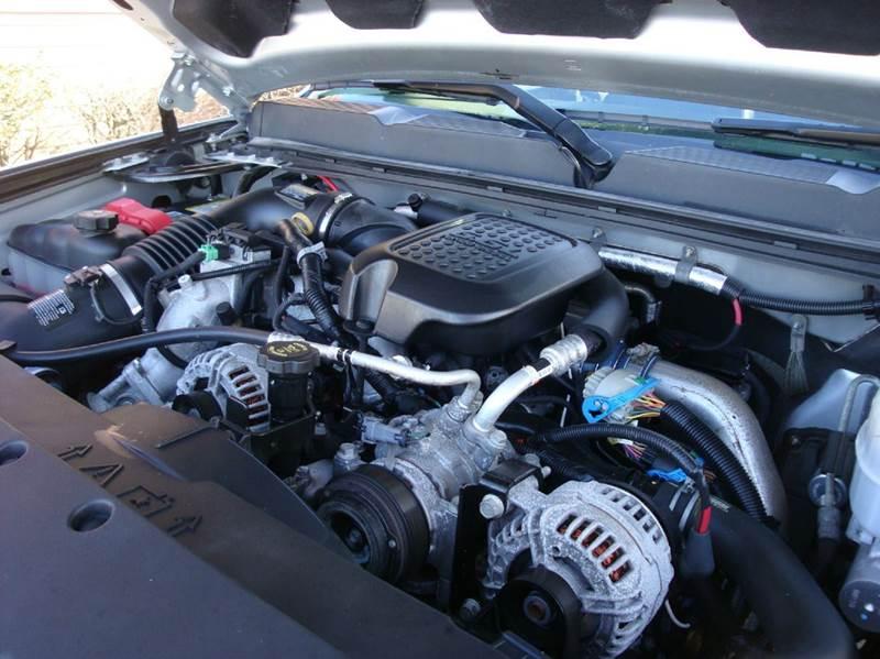 2010 Chevrolet Silverado 2500HD 4x4 LTZ 4dr Crew Cab SB - Burlington WA