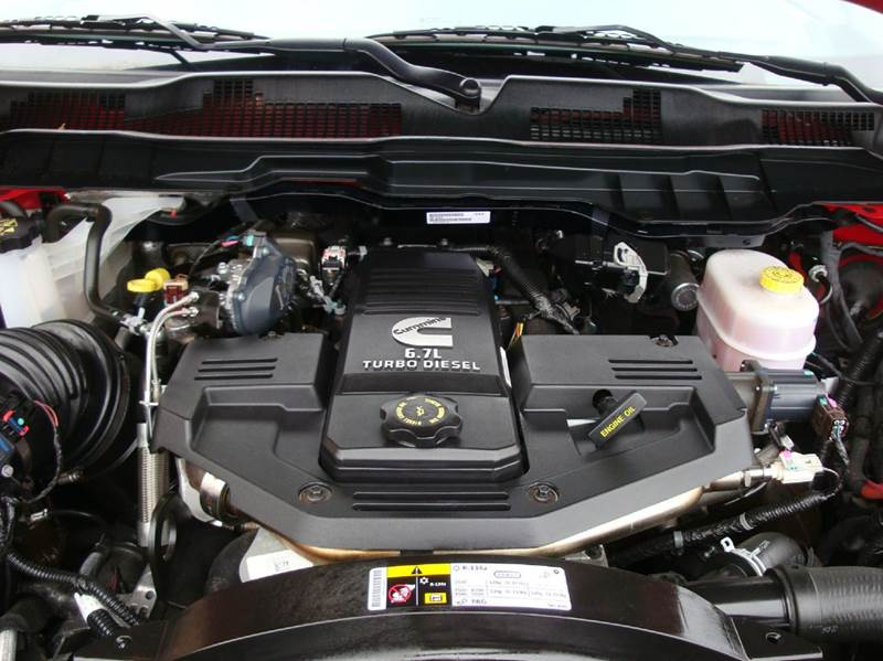 2014 RAM Ram Pickup 3500 4x4 Big Horn 4dr Mega Cab 6.3 ft. SB Pickup - Burlington WA
