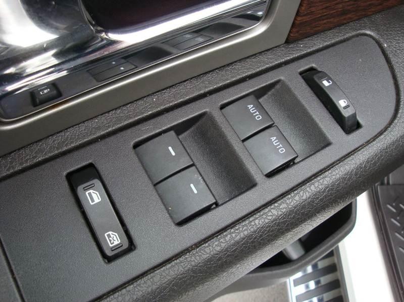 2013 Ford F-150 4x4 Lariat 4dr SuperCrew Styleside 6.5 ft. SB - Burlington WA