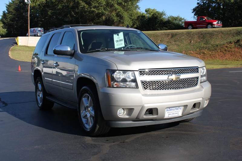 2009 CHEVROLET TAHOE LTZ 4X2 4DR SUV gold baldwin automotive now has 2 locations to serve you in