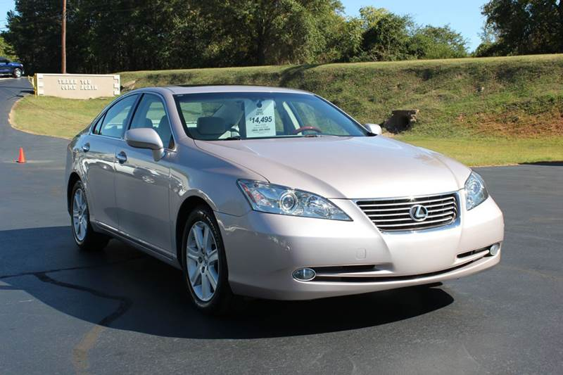 2008 LEXUS ES 350 BASE 4DR SEDAN silver 4 year unlimited mileage bumper to bumper nationwide warra