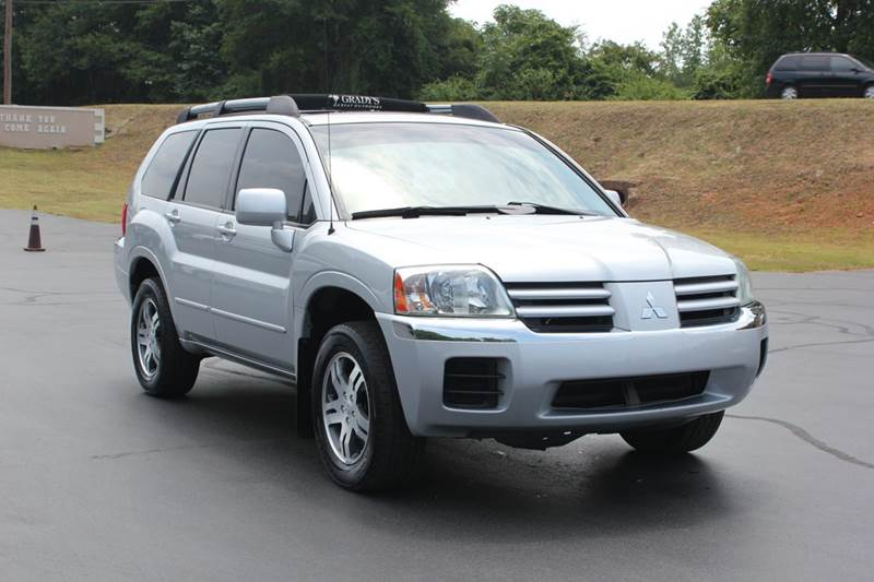 2005 MITSUBISHI ENDEAVOR XLS 4DR SUV silver baldwin automotive now has 2 locations to serve you i