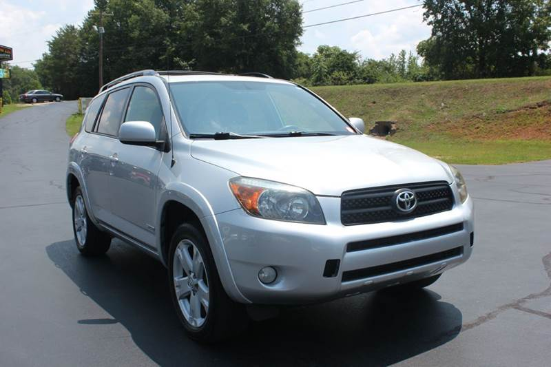 2007 TOYOTA RAV4 SPORT 4DR SUV I4 silver baldwin automotive now has 2 locations to serve you in t
