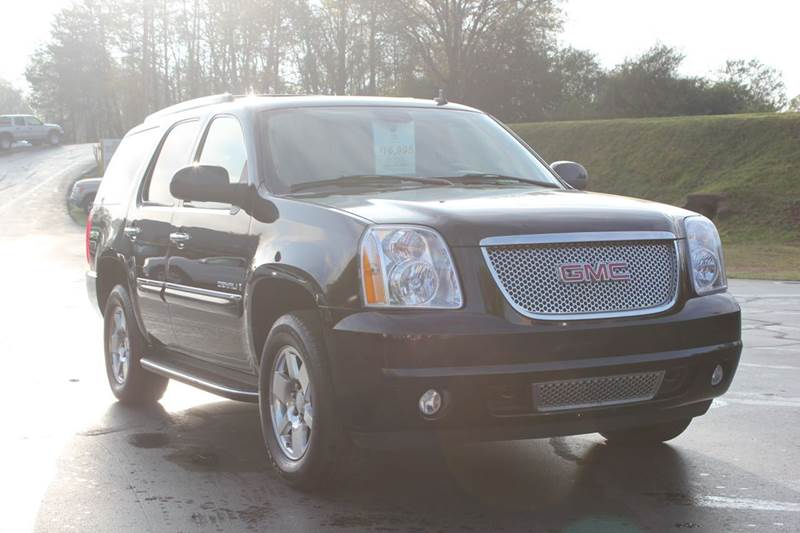2007 GMC YUKON DENALI AWD 4DR SUV black baldwin automotive now has 3 locations to serve you in th