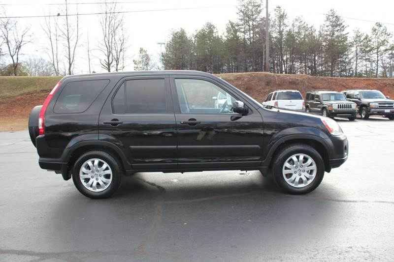 2005 honda cr v ex awd 4dr suv cars and vehicles. Black Bedroom Furniture Sets. Home Design Ideas