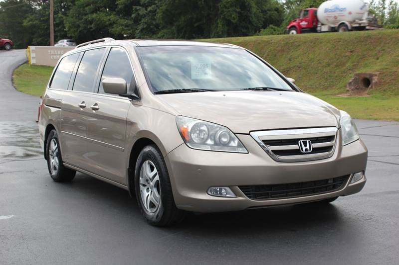 2005 HONDA ODYSSEY TOURING 4DR MINI VAN gold this vehicle is located at our state of the art faci