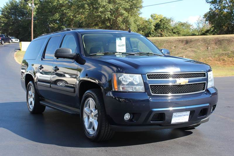 2007 CHEVROLET SUBURBAN LTZ 1500 4DR SUV blue super clean 1 owner like new chevy suburban this l
