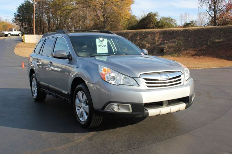 2010 SUBARU OUTBACK 25I LIMITED AWD 4DR WAGON gray baldwin automotive now has 2 locations to ser