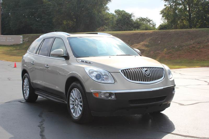 2008 BUICK ENCLAVE CXL 4DR SUV champagne 4 year unlimited mileage bumper to bumper nationwide warr