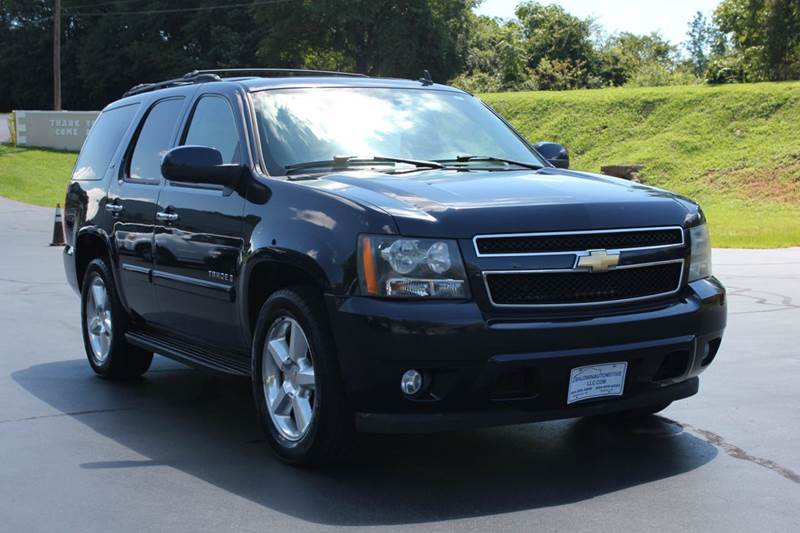 2007 CHEVROLET TAHOE LTZ 4DR SUV blue baldwin automotive now has 3 locations to serve you in the