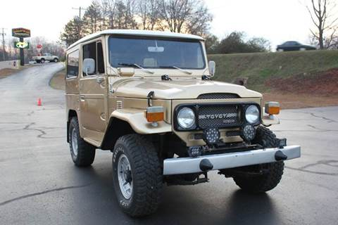 1976 Toyota Land Cruiser for sale in Greenville, SC