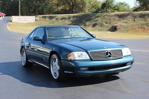 2000 mercedes benz sl class for sale for Low cost mercedes benz
