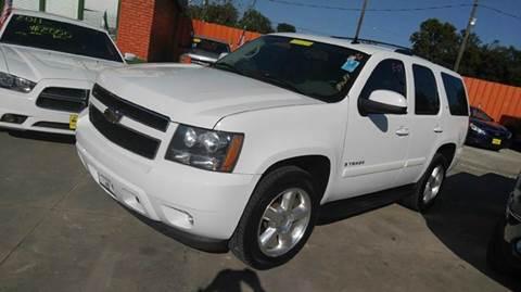 2007 Chevrolet Tahoe for sale in Houston, TX