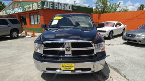 2011 RAM Ram Pickup 1500 for sale in Houston, TX