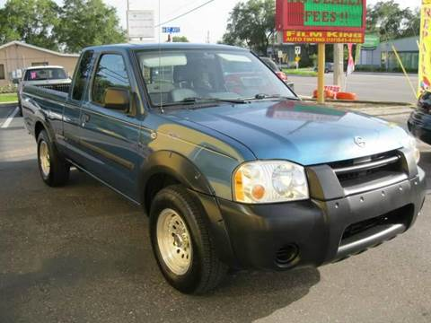 2002 Nissan Frontier for sale in Pinellas Park FL